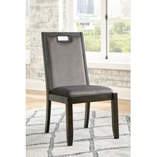 Hyndell Dining UPH Side Chair