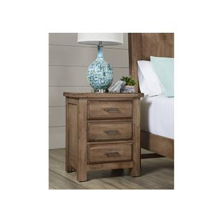 Nightstand 3 Drawers