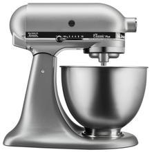 See Details - Classic Plus™ Series 4.5 Quart Tilt-Head Stand Mixer Silver