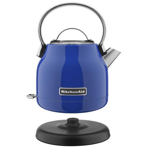 KitchenAid - 1.25 L Electric Kettle Twilight Blue