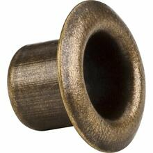 Antique Brass 5 mm Grommet for 5.5 mm Hole
