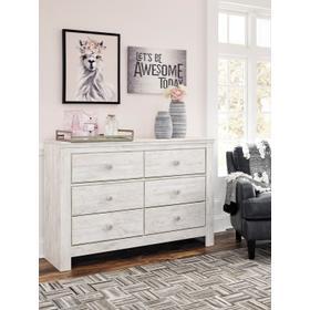 Paxberry Dresser Whitewash