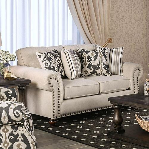 Furniture of America - Calloway Love Seat