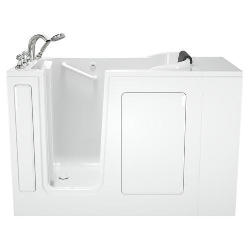 Premium Series 28x48 Walk-in Tub  Left Drain  American Standard - White
