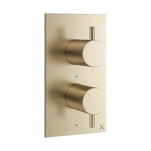 MPRO 1500 Thermostatic Valve Trim with Integrated Volume Control/Diverter - Phase out - Polished Nickel