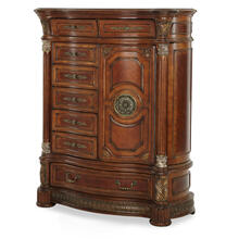Gentleman's Vertical Storage Cabinets-chest of Drawers