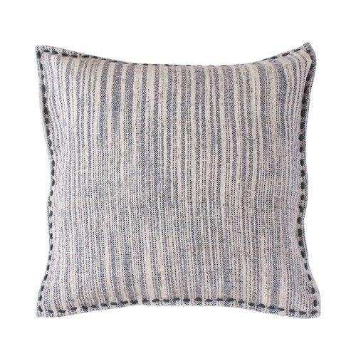 Bailey Pillow Cover Blue