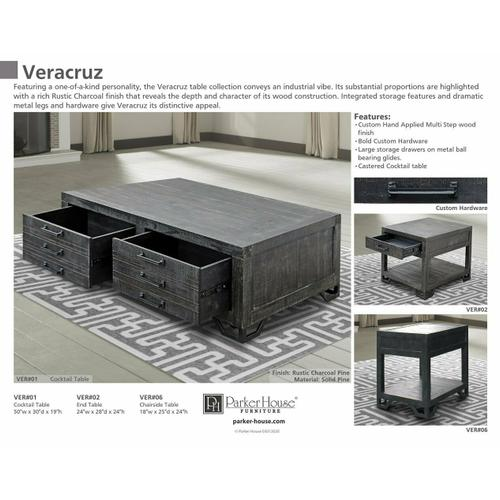VERACRUZ Everywhere Console Table