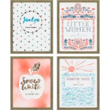 Product Image - Book Covers II S/4