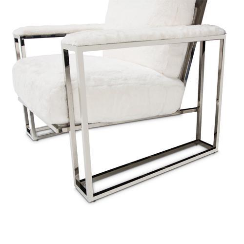 Amini - Astro Faux Fur Chair