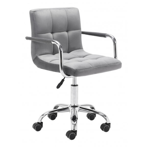 Kerry Office Chair Gray