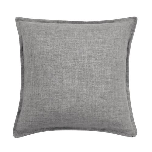 Linen Cushion - Taupe / 100% Polyester