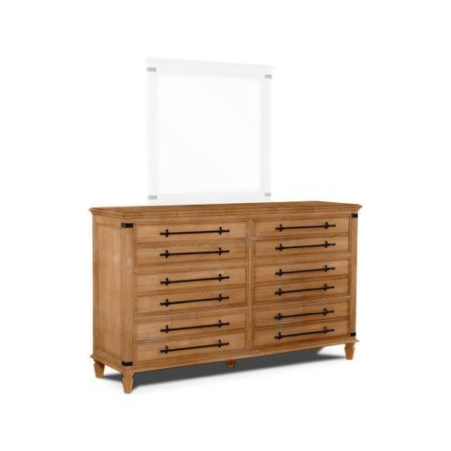 John Thomas Furniture - 6-Drawer Dresser