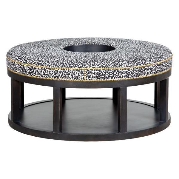 See Details - Cora Cocktail Ottoman