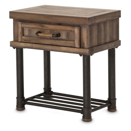Side Table W/ Drawer