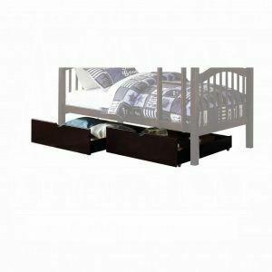 ACME Heartland 2Pc Drw - Optional - 02557 - Espresso