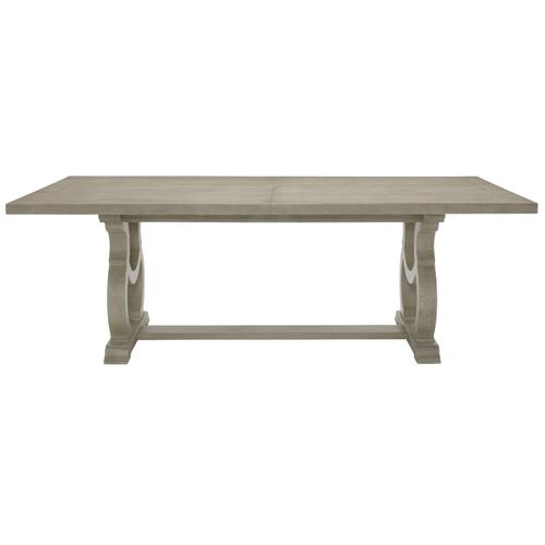Marquesa Dining Table in Gray Cashmere (359)