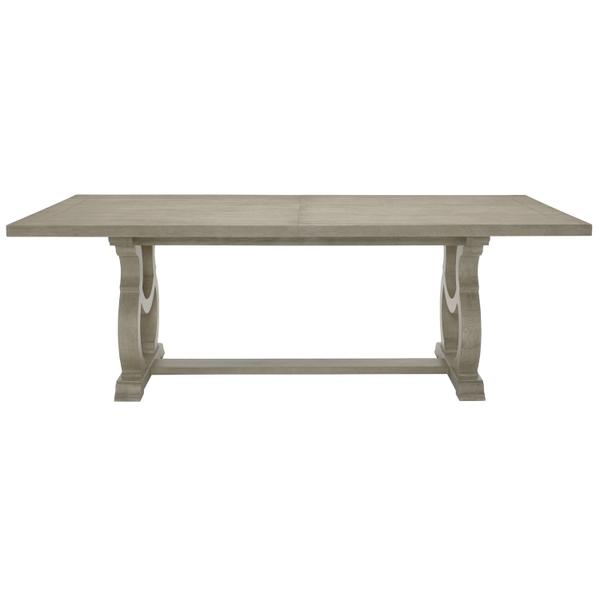See Details - Marquesa Dining Table in Gray Cashmere (359)
