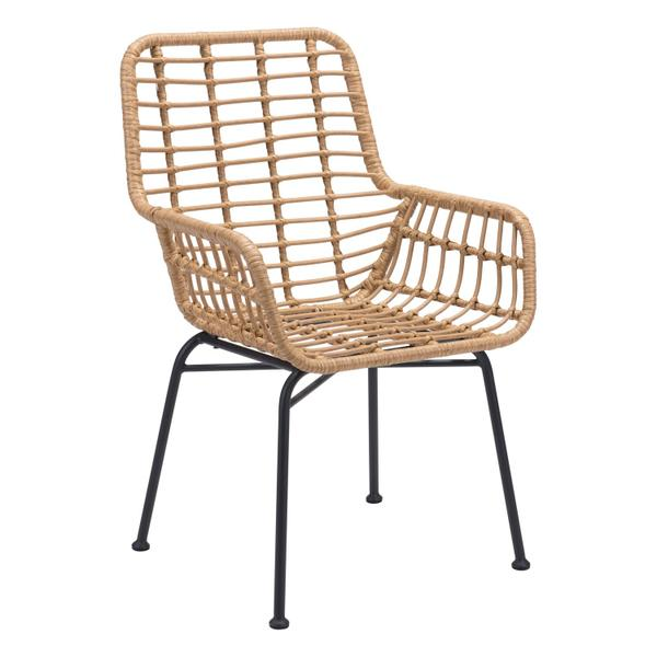 See Details - Lyon Dining Chair Natural