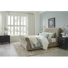 See Details - CLAIRE - KHAKI Queen Bed 5/0