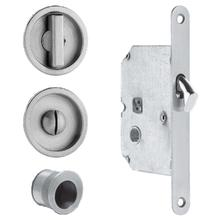 Sliding Pocket Door Mortise Lock in (Sliding Pocket Door Mortise Lock - Solid Stainless Steel)