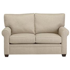 Loveseat - Shown in 119-02 Beige Revolution Finish