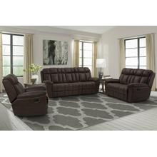 See Details - GOLIATH- ARIZONA BROWN Manual Reclining Collection