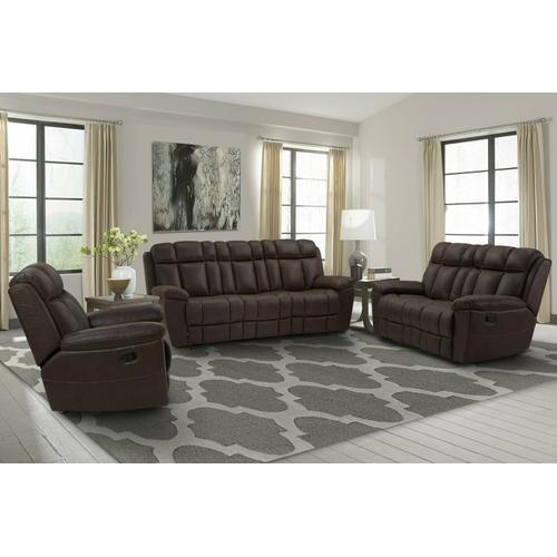 Parker House - GOLIATH- ARIZONA BROWN Manual Reclining Collection