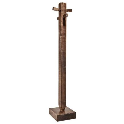 Montana Woodworks - Homestead Collection Coat Tree, Stain and Lacquer Finish