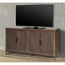 See Details - CROSSINGS MOROCCO 78 in. TV Console
