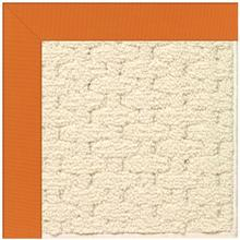 Creative Concepts-Sugar Mtn. Canvas Tangerine Machine Tufted Rugs