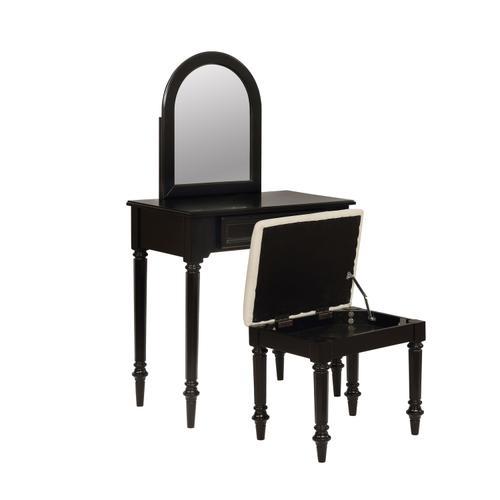 Powell Company - Blackledge Vanity With Stool