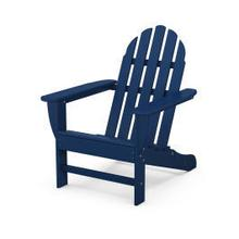 View Product - Classic Adirondack Chair in Navy