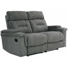 DIESEL MANUAL - COBRA GREY Manual Loveseat