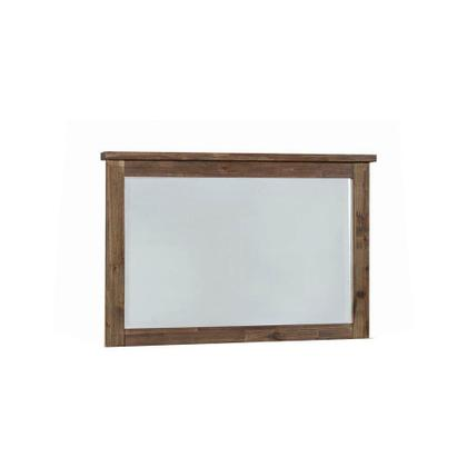 See Details - Sutter Creek Vintage Bourbon Dresser Mirror