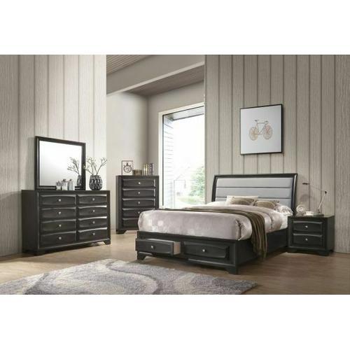 Acme Furniture Inc - Soteris Queen Bed