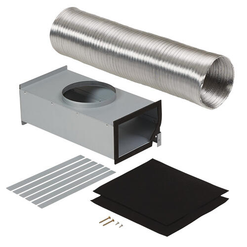 Optional Ductless Installation Kit for EW46 Series Chimney Range Hoods