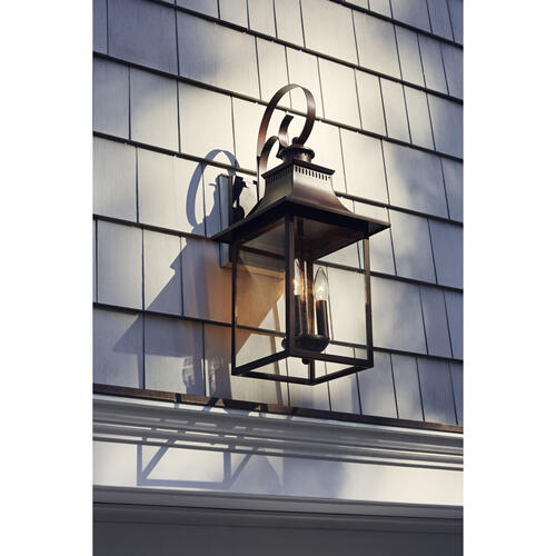 Quoizel - Chancellor Outdoor Lantern in Copper Bronze