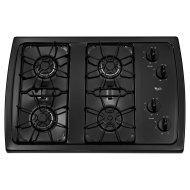30-inch Gas Cooktop with 5,000 BTU AccuSimmer® Burner Black