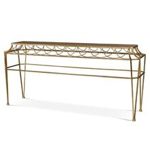 Maison '47 Wrought Iron Console