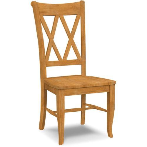John Thomas Furniture - Double X Back