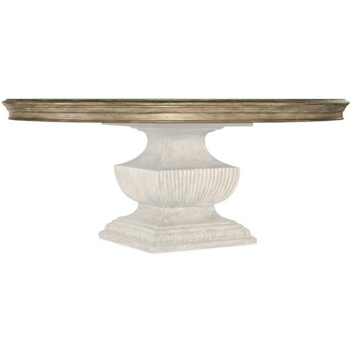 Dining Room Castella 72in Round Urn Table Top ©