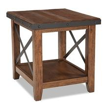See Details - Taos End Table