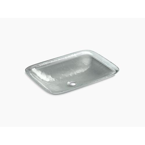 Opaque Stone Glass Vessel Bathroom Sink In Opaque Stone