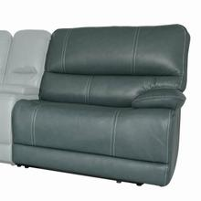 View Product - SHELBY - CABRERA AZURE Power Right Arm Facing Recliner