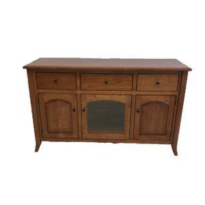 All Wood Furniture - Solid Oak Server