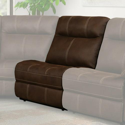 Parker House - MASON - DARK KAHLUA Armless Chair