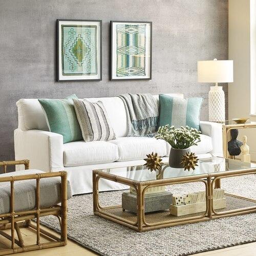 Durham Slipcover Sofa