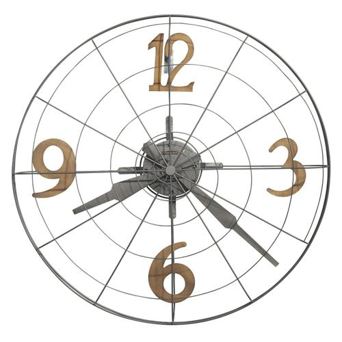 Howard Miller Phan Metal Oversized Wall Clock 625635
