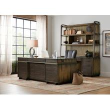 See Details - Crafted Computer Credenza